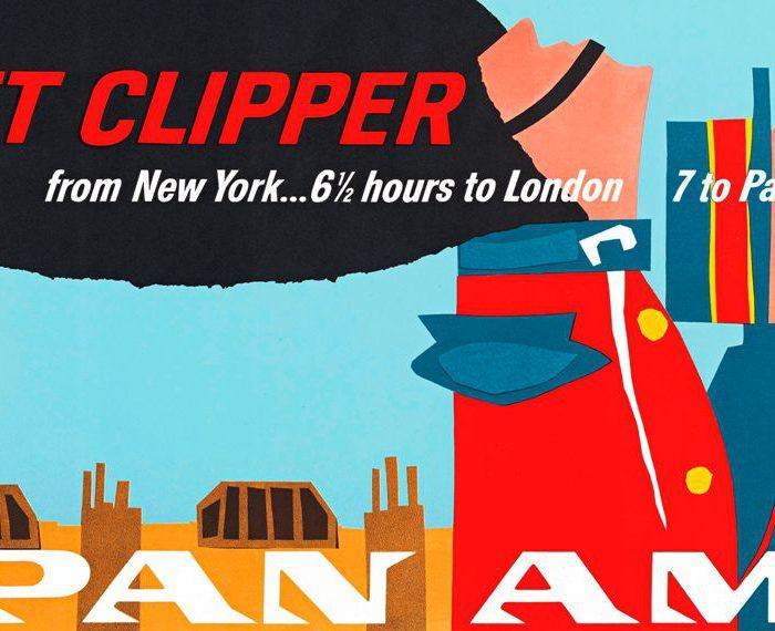 "The Boston Globe reviews ""Airline Visual Identity 1945-1975"""