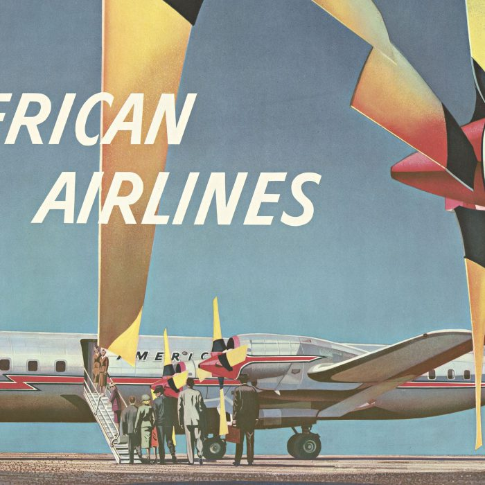 """We Heart reviews """"Airline Visual Identity 1945-1975"""""""