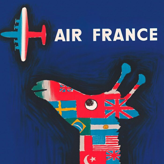 """Forcesofgeek.com reviews """"Airline Visual Identity 1945-1975"""""""