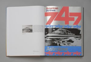 """Airline Visual Identity 1945-1975"" on the cover of Druck & Medien magazine"