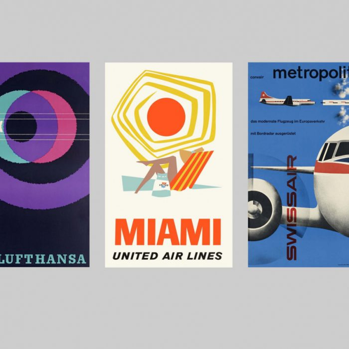 """The New York Times reviews """"Airline Visual Identity 1945-1975"""""""