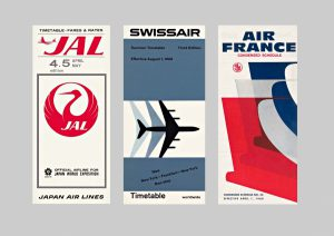 "étapes reviews ""Airline Visual Identity 1945-1975"""