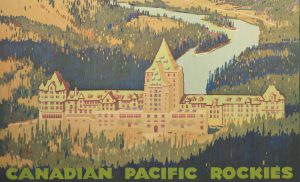 "Canadian poet and writer Frank Davey reviews ""Canadian Pacific: Creating a Brand, Building a Nation"""