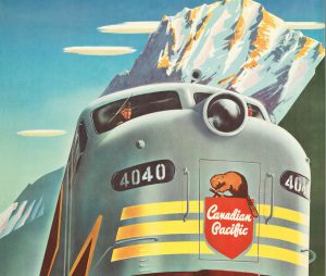 "Welt am Sonntag reviews ""Canadian Pacific: Creating a Brand, Building a Nation"""