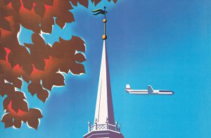 "Travel Trade Gazette reviews ""Airline Visual Identity 1945-1975"""