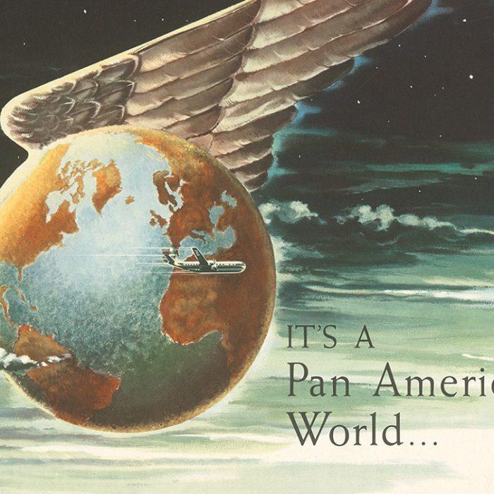 "HYPERALLERGIC.COM reviews ""Pan Am: History, Design & Identity"""