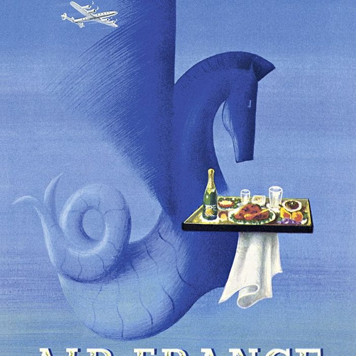 "Slate.fr reviews ""Airline Visual Identity 1945-1975"""