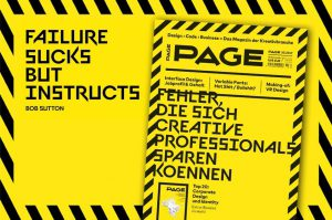 "PAGE reviews ""Pioneers of German Graphic Design"""